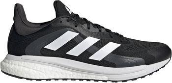adidas SolarGlide 4 ST hardloopschoenen Heren Zwart
