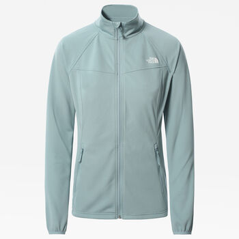 The North Face Extent III fleece Dames Blauw