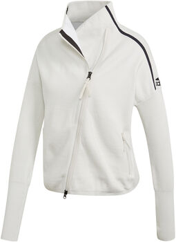 ADIDAS Z.N.E. Heather jack Dames Wit