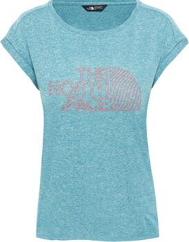 The North Face Extent III Tech shirt Dames Blauw