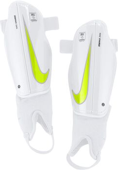 Nike Charge Football Jr scheenbeschermers  Wit