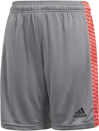 Adidas - Tango jr short - Jongens - Kleding - Grijs - 13-14Y