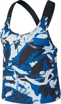 Nike Forest Camo top Dames Blauw
