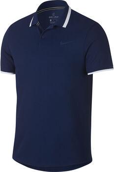 NikeCourt Advantage polo Heren Blauw