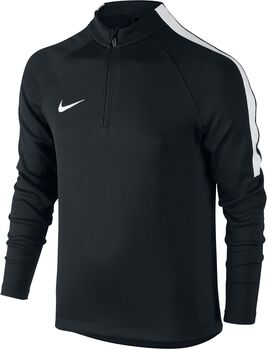 Nike Drill jr sweater Jongens Zwart