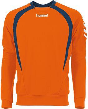 Hummel Team longsleeve shirt Heren Oranje