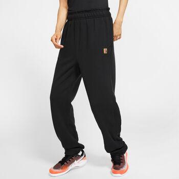 Nike Court Heritage broek Dames Zwart