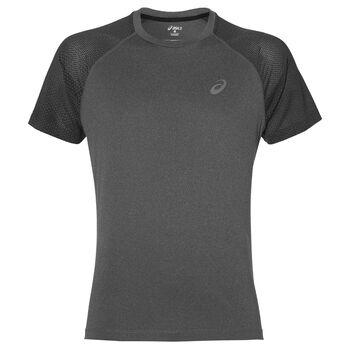 Asics Lite-Show shirt Heren Grijs