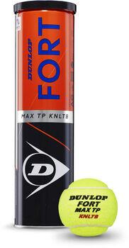 Dunlop Fort Max TP tennisballen Geel