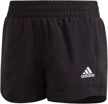 adidas AEROREADY Woven short Meisjes Zwart