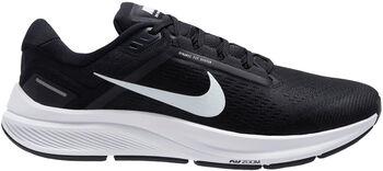 Nike Air Zoom Structure 24 hardloopschoenen Heren Zwart