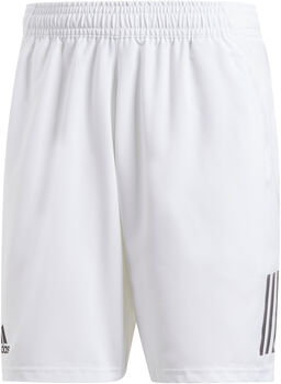 adidas Club 3-Stripes 9-Inch short Heren Wit