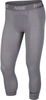 Nike Dry Transcend 3/4 tight Heren Zwart