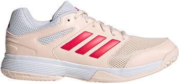 adidas Speedcourt volleybalschoenen Dames Rood
