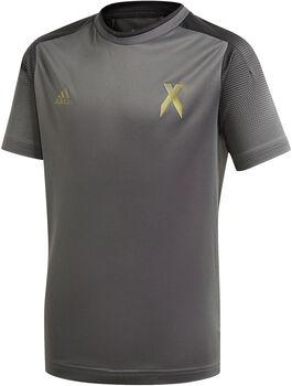 adidas Football Inspired X AEROREADY Voetbalshirt Jongens Grijs