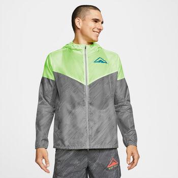 Nike Trail windrunner Heren Grijs