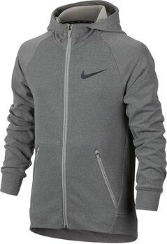 Nike Dry Training hoodie Jongens Zwart