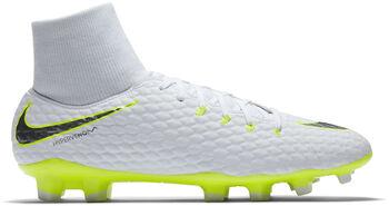 Nike Phantom 3 Academy FG voetbalschoenen Heren Wit
