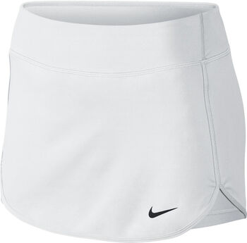 Nike Straight Court tennisrokje Dames Wit