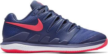 Nike Air Zoom Vapor X tennisschoenen Dames Blauw