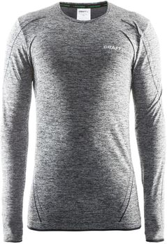 Craft Active Comfort longsleeveshirt Heren Zwart