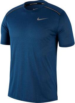 Nike Dry Cool Miler shirt Heren Blauw