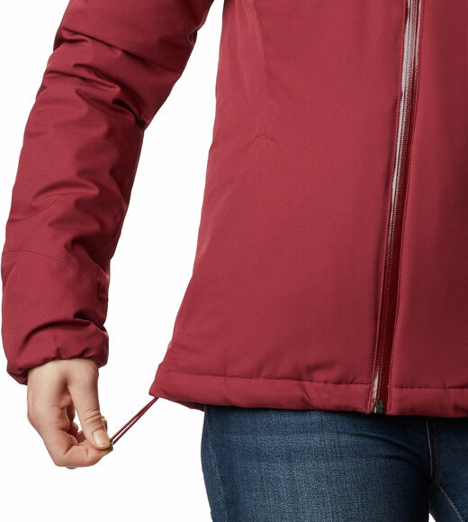 Windgates geïsoleerde jas