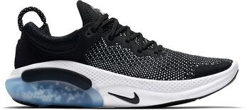 Nike Joyride Run Flyknit hardloopschoenen Dames Zwart