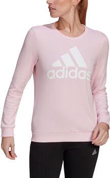 adidas Essentials Relaxed Logo Sweatshirt Dames Roze