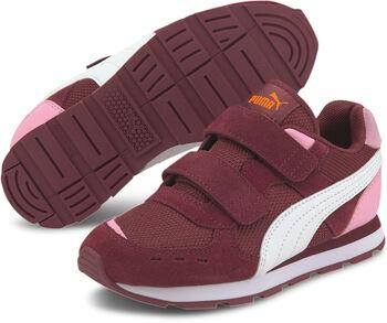 Puma Vista V PS kids sneakers Jongens Rood