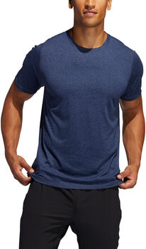 ADIDAS FreeLift Sport Ultimate Heather shirt Heren Blauw