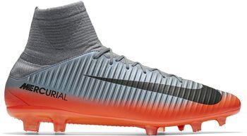 Nike Mercurial Veloce III Dynamic Fit CR7 FG voetbalschoenen Zwart