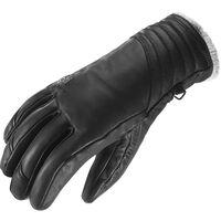 Salomon Native handschoenen Dames Zwart