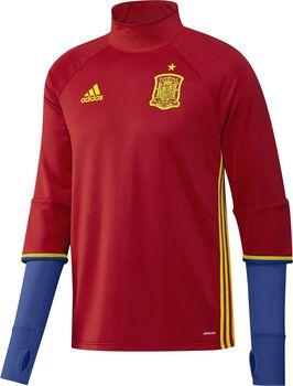 ADIDAS UEFA EURO 2016 Spanje trainingssweater Heren Rood