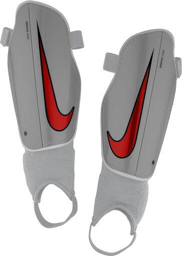 Nike - Charge Football Jr scheenbeschermers  - Unisex - Scheenbeschermers - Zwart - L