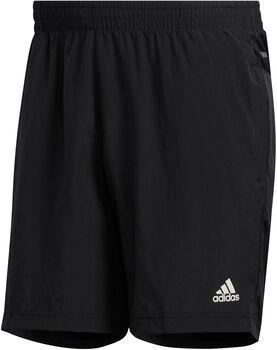 adidas Run It 3-Stripes PB short Heren Zwart