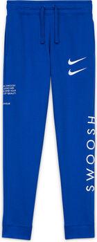 Nike Sportswear Swoosh kids broek Jongens Blauw