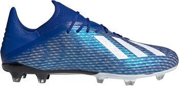 adidas X 19.2 FG voetbalschoenen Heren Blauw
