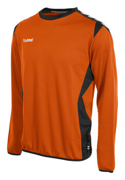 Hummel Paris Tts Top Round Neck Heren Oranje