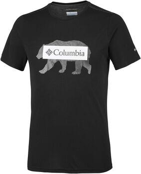 Columbia Logo Bear shirt Heren Zwart