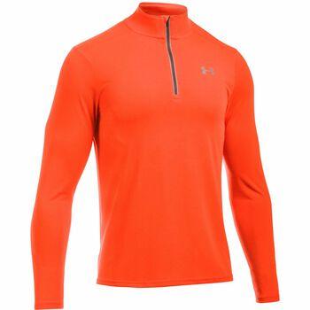 Under Armour UA Streaker 1/4 zip shirt Heren Rood