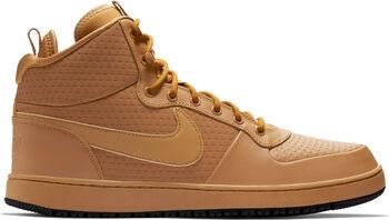 Nike Ebernon Mid Winter sneakers Heren Geel