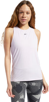 Reebok ACTIVCHILL Athletic Tank top Dames Zwart