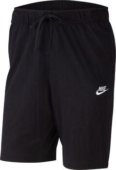 Nike Sportswear Club short Heren Zwart