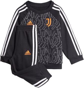 ADIDAS Juventus 3-Stripes Baby joggingspak 20/21 Jongens Zwart