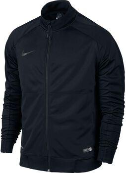Nike Rev H-Adapt knit trainingsjack Heren Zwart
