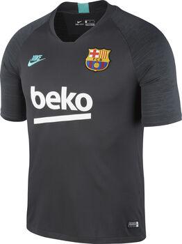 Nike FC Barcelona Breathe Strike shirt Heren Grijs