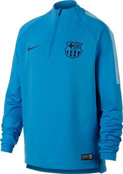Nike Dry FC Barcelona Squad shirt Blauw