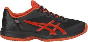 Asics GEL-Court Speed Clay tennisschoenen Heren Zwart