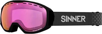 Sinner Mohawk + skibril Zwart